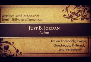 Author Business Card