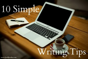10 Simple Writing Tips