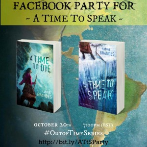 A Time to Speak Party
