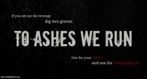 To Ashes We Run