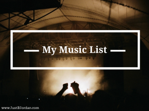 My Music List