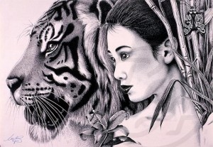 The Lady, or the Tiger? Of Love and Jealousy.