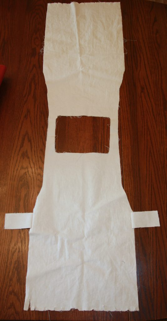 How To Princess Mononoke cosplay costume dress and apron