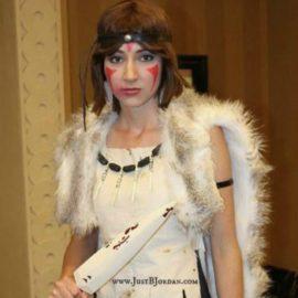 Making a Princess Mononoke Cosplay: Intro